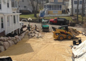Landscape Construction in Fontana, WI