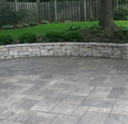Permeable Paver Patio - Landscaping in Lake Geneva Area