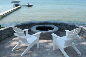Rosetta Belvidere Fire Pit - Twin Lakes WI