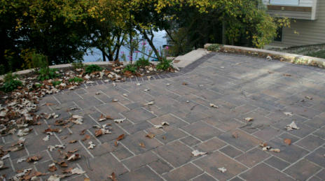 Permeable Patio